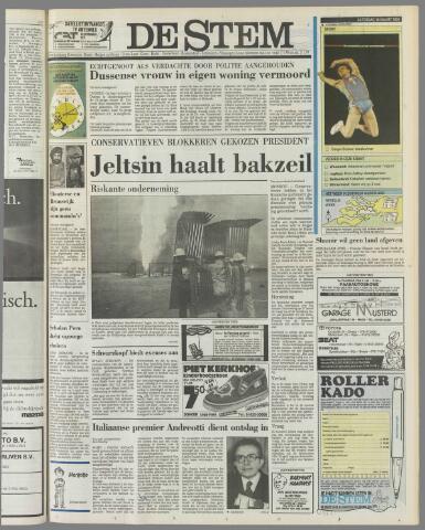 de Stem 1991-03-30