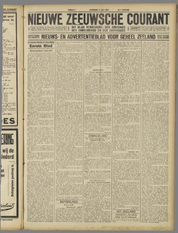Nieuwe Zeeuwsche Courant 1925-07-11