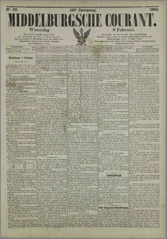 Middelburgsche Courant 1893-02-08