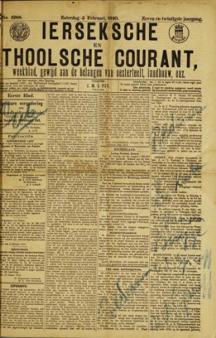 Ierseksche en Thoolsche Courant 1910-02-05
