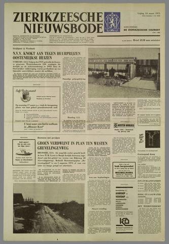 Zierikzeesche Nieuwsbode 1975-03-14
