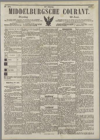 Middelburgsche Courant 1897-06-22