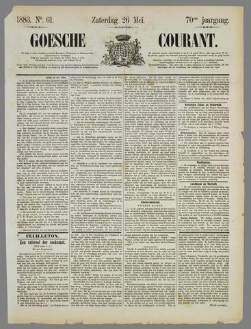 Goessche Courant 1883-05-26