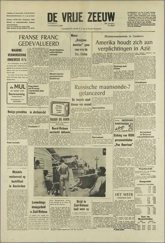 de Vrije Zeeuw 1969-08-09