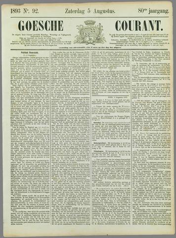 Goessche Courant 1893-08-05