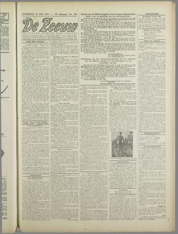 De Zeeuw. Christelijk-historisch nieuwsblad voor Zeeland 1943-05-15