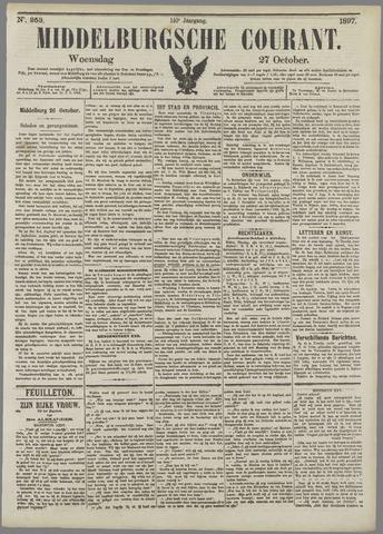 Middelburgsche Courant 1897-10-27