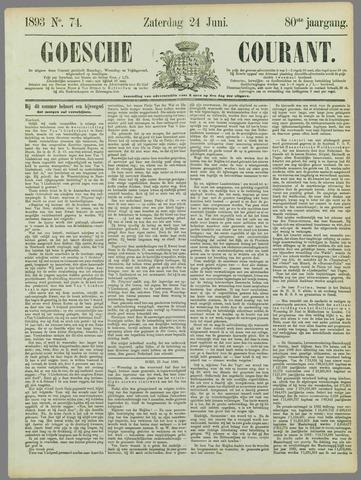 Goessche Courant 1893-06-24