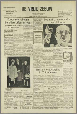 de Vrije Zeeuw 1964-12-23