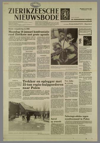 Zierikzeesche Nieuwsbode 1982-01-11