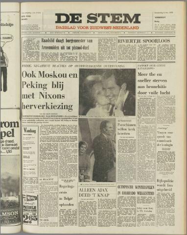 de Stem 1972-11-09
