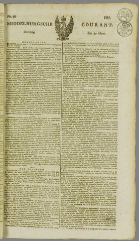 Middelburgsche Courant 1817-03-29