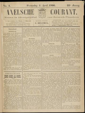 Axelsche Courant 1906-04-04
