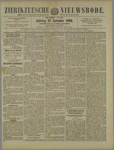 Zierikzeesche Nieuwsbode 1906-09-22