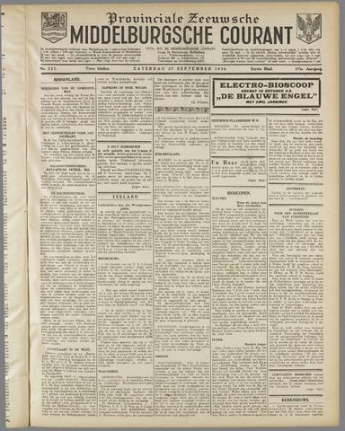 Middelburgsche Courant 1930-09-27