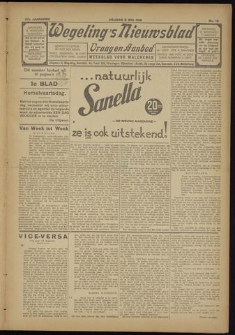 Zeeuwsch Nieuwsblad/Wegeling's Nieuwsblad 1931-05-08