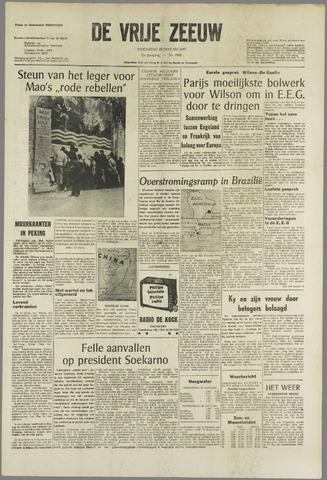 de Vrije Zeeuw 1967-01-25