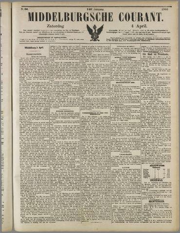 Middelburgsche Courant 1903-04-04