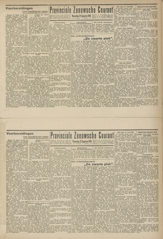 Provinciale Zeeuwse Courant 1945-08-22