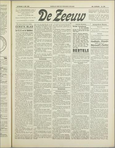 De Zeeuw. Christelijk-historisch nieuwsblad voor Zeeland 1934-06-09