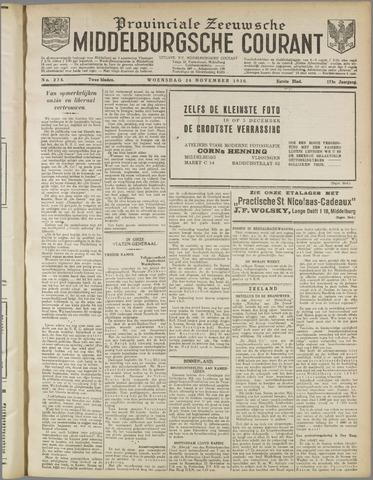 Middelburgsche Courant 1930-11-26