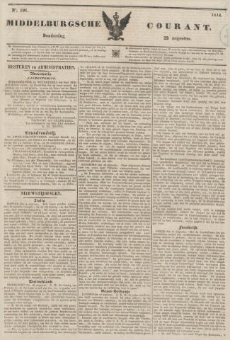 Middelburgsche Courant 1844-08-22