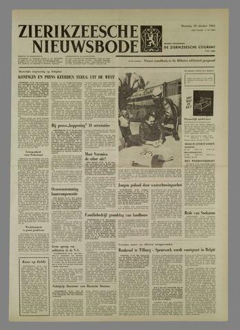 Zierikzeesche Nieuwsbode 1965-10-18