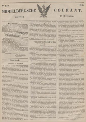 Middelburgsche Courant 1869-12-18