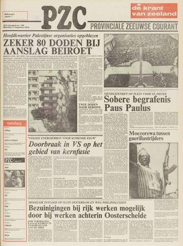 Provinciale Zeeuwse Courant 1978-08-14
