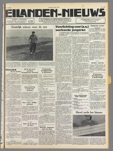 Eilanden-nieuws. Christelijk streekblad op gereformeerde grondslag 1975-04-22