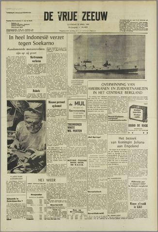 de Vrije Zeeuw 1966-04-23