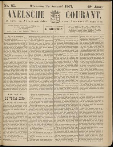 Axelsche Courant 1903-01-28