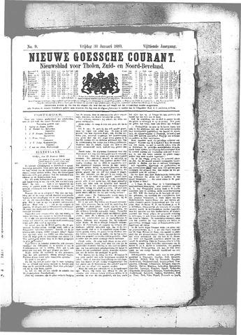 Nieuwe Goessche Courant 1880-01-30