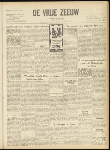 de Vrije Zeeuw 1957-03-12