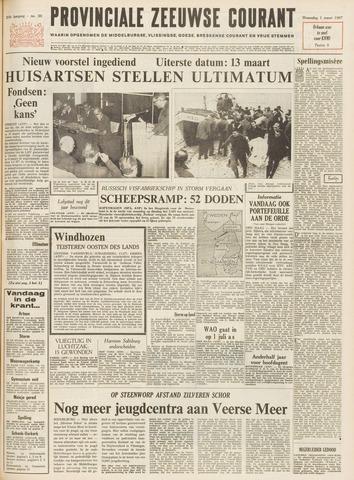 Provinciale Zeeuwse Courant 1967-03-01