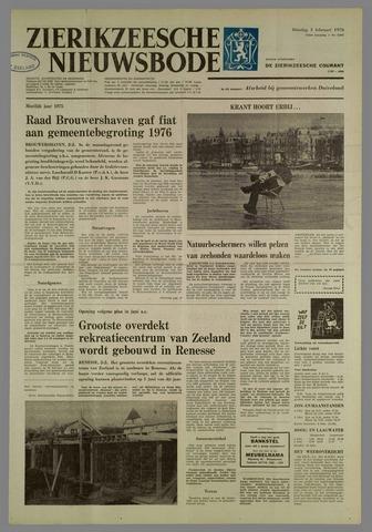 Zierikzeesche Nieuwsbode 1976-02-03