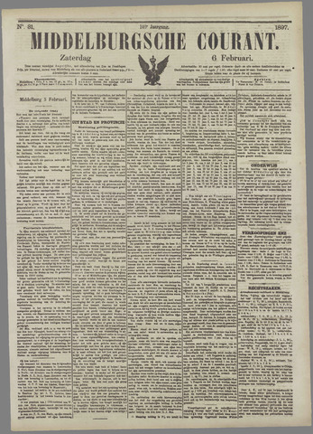 Middelburgsche Courant 1897-02-06