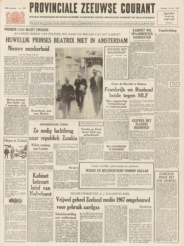 Provinciale Zeeuwse Courant 1965-10-30