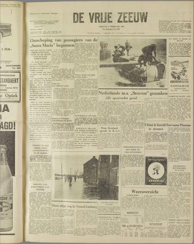 de Vrije Zeeuw 1961-02-03