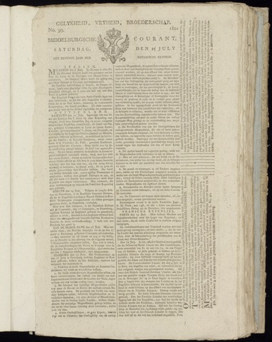 Middelburgsche Courant 1801-07-25