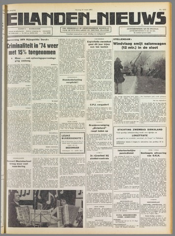 Eilanden-nieuws. Christelijk streekblad op gereformeerde grondslag 1975-03-18