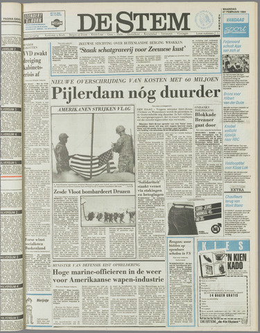 de Stem 1984-02-27