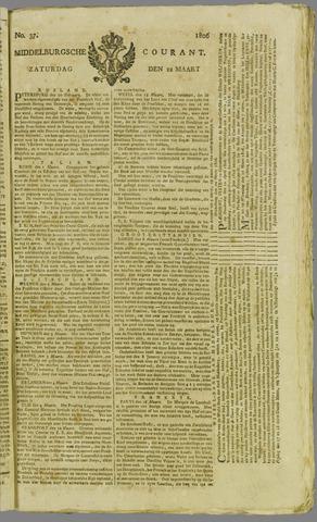 Middelburgsche Courant 1806-03-22