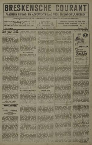 Breskensche Courant 1925-12-30