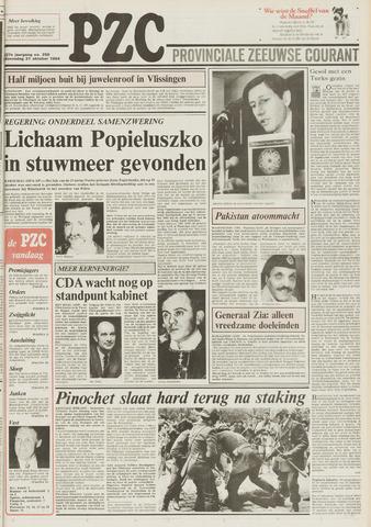 Provinciale Zeeuwse Courant 1984-10-31