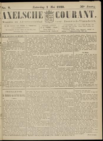 Axelsche Courant 1920-05-01