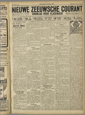 Nieuwe Zeeuwsche Courant 1921-10-08
