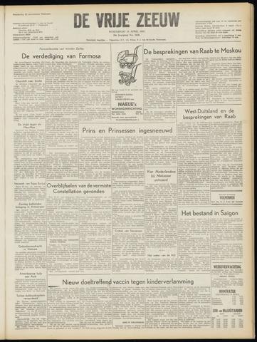 de Vrije Zeeuw 1955-04-13