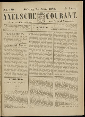 Axelsche Courant 1888-03-24