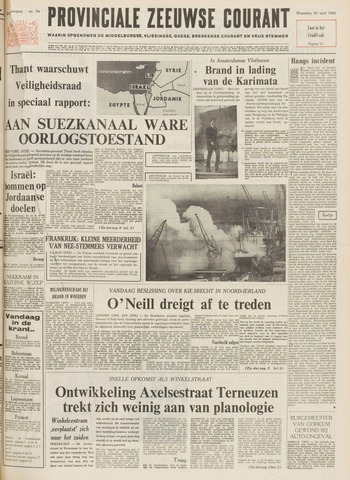 Provinciale Zeeuwse Courant 1969-04-23